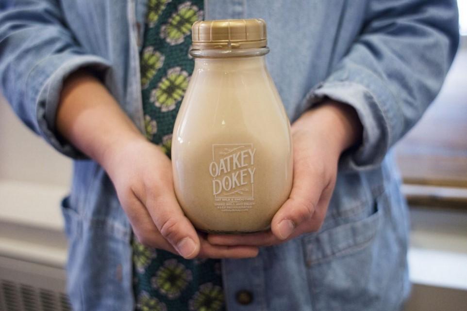 Овсяное молочко популярно во всём мире