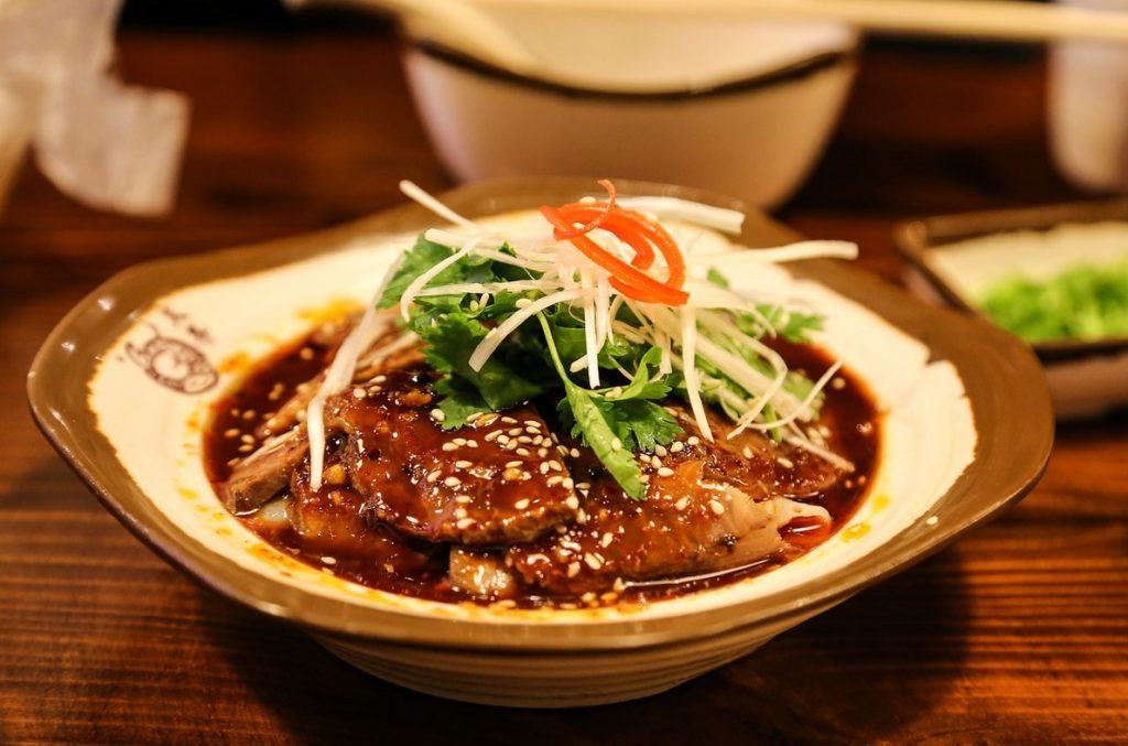 Второе блюдо с рисосвой бумагой рецепт