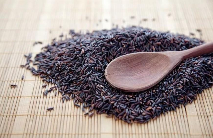 Черный рис как выбрать