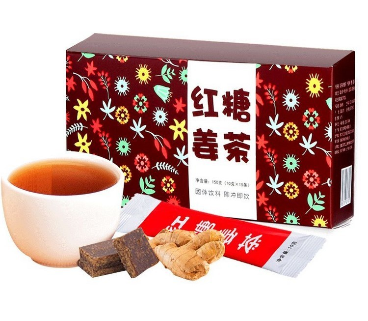 Ginger Date Tea
