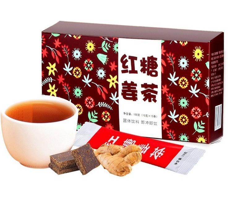 Ginger Date Tea