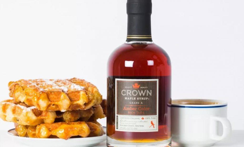 Кленовый сироп Crown