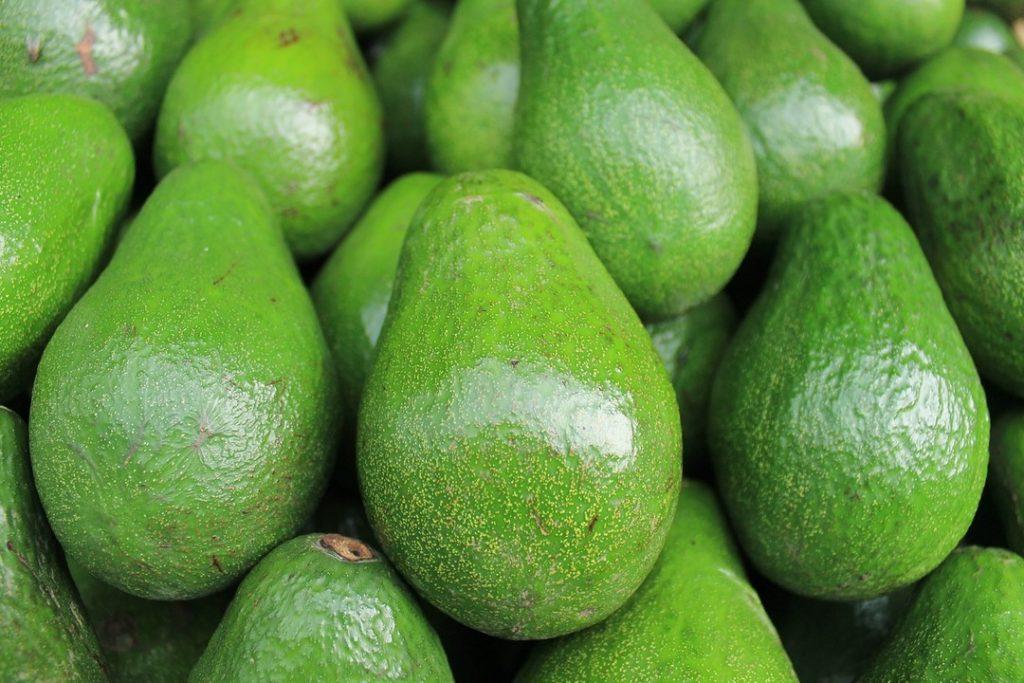 Органические авокадо