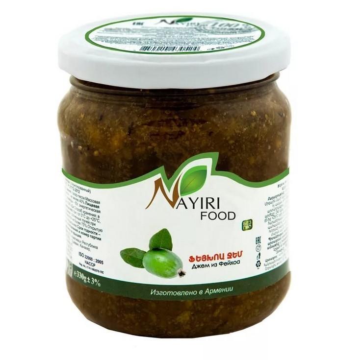 Nayiri Food джем с фейхоа