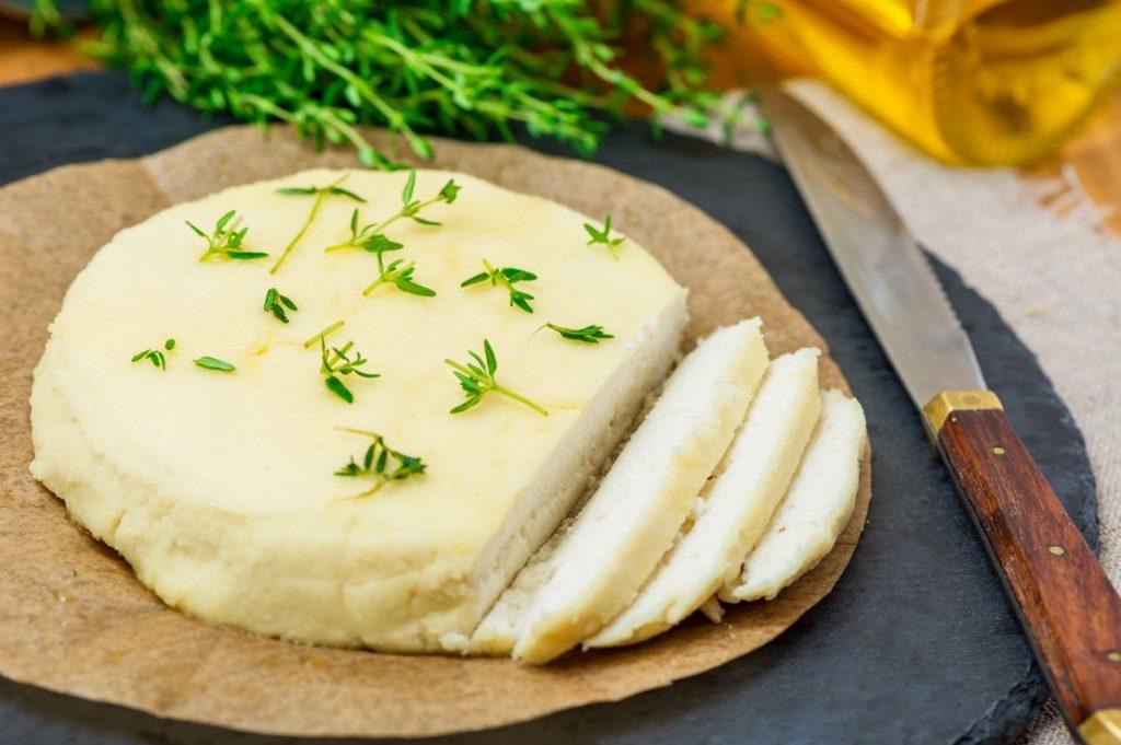 Миндальный сыр