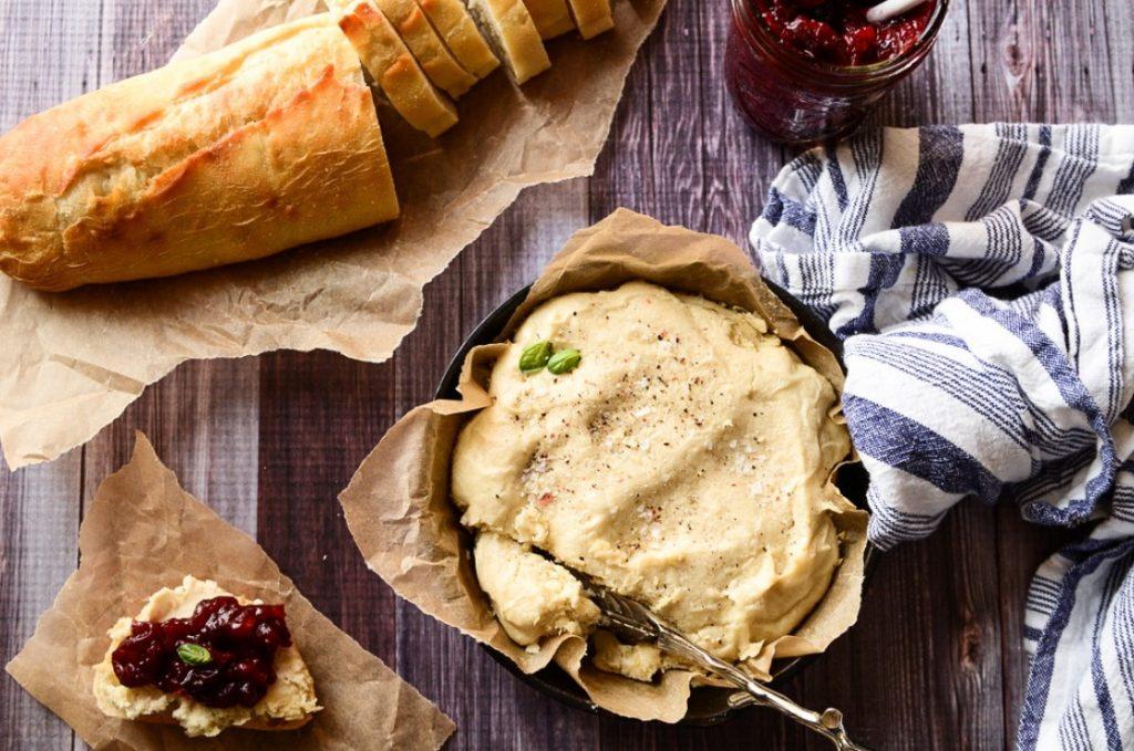 Домашний вегетарианский сыр