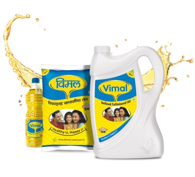 Хлопковое масло Vimal