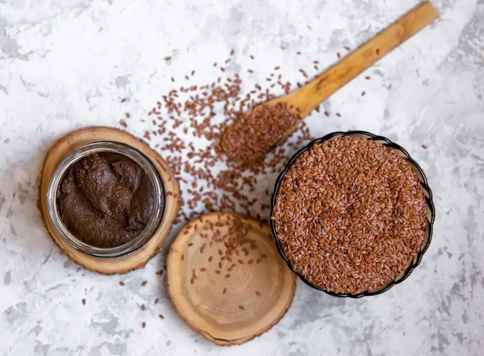 Урбеч из коричневого кунжута