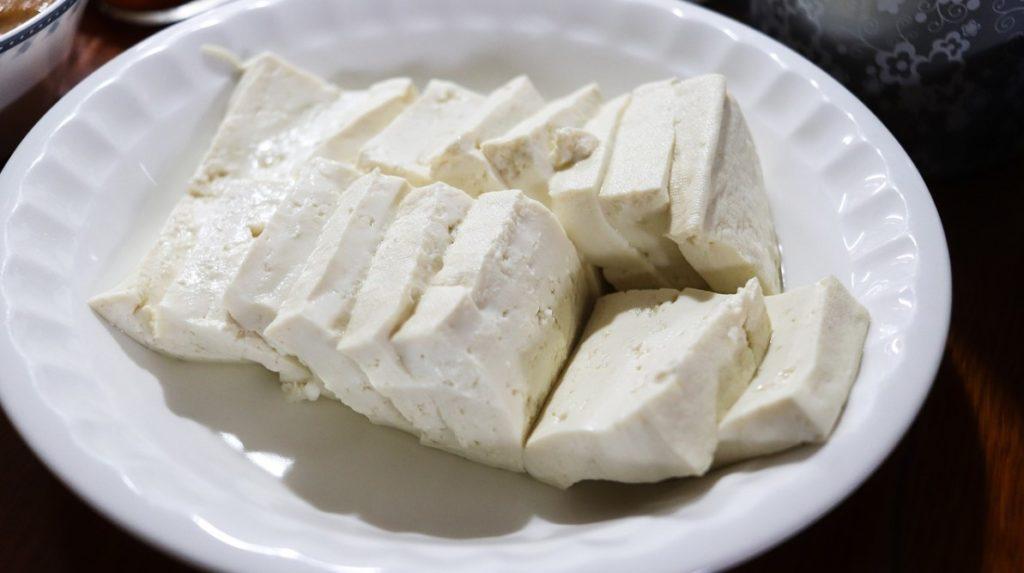Домашний тофу