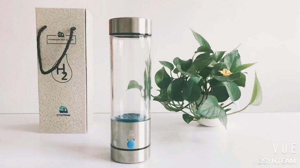 Портативная система для приготовления водородной воды SYNTEAM