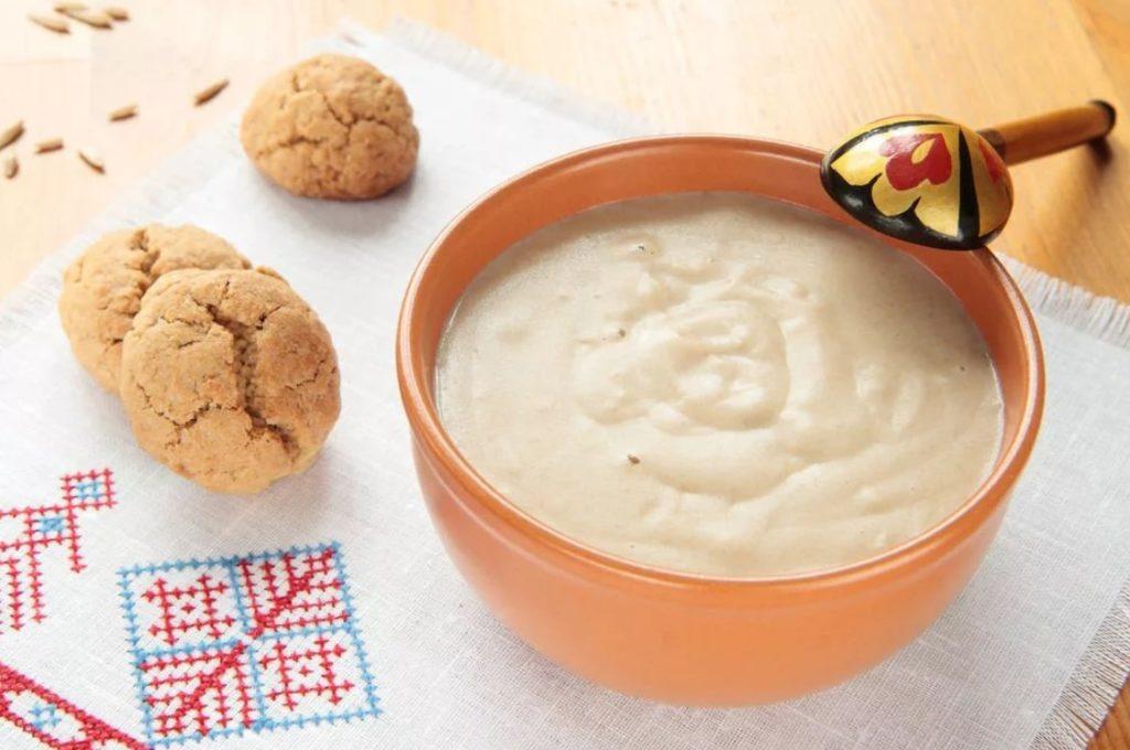 Овсяное печенье из толокна