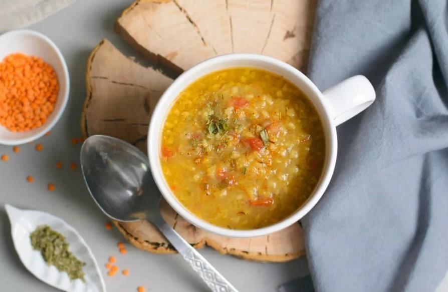 Суп с булгуром для ребенка