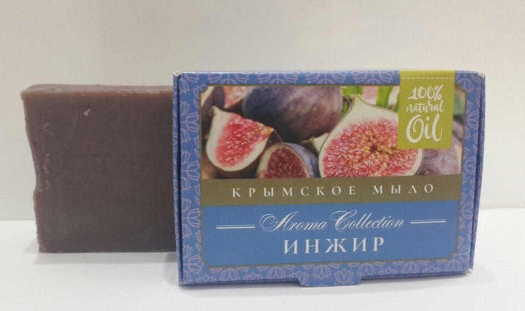 Крымское мыло на основе инжира