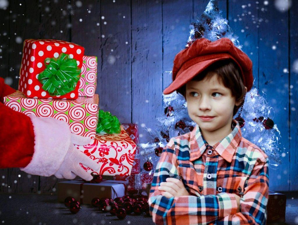 Костюм на Новый год для мальчика
