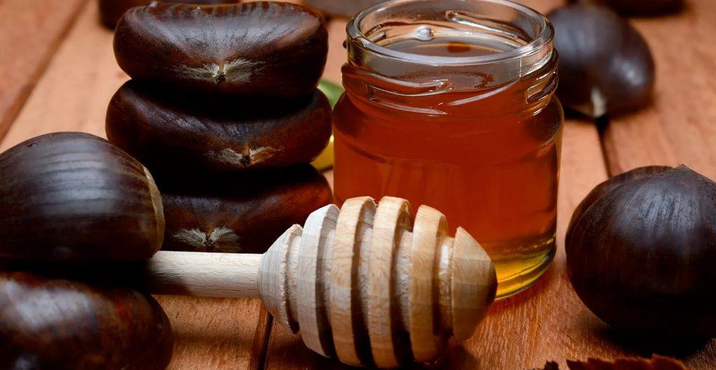 Мёд из каштанов