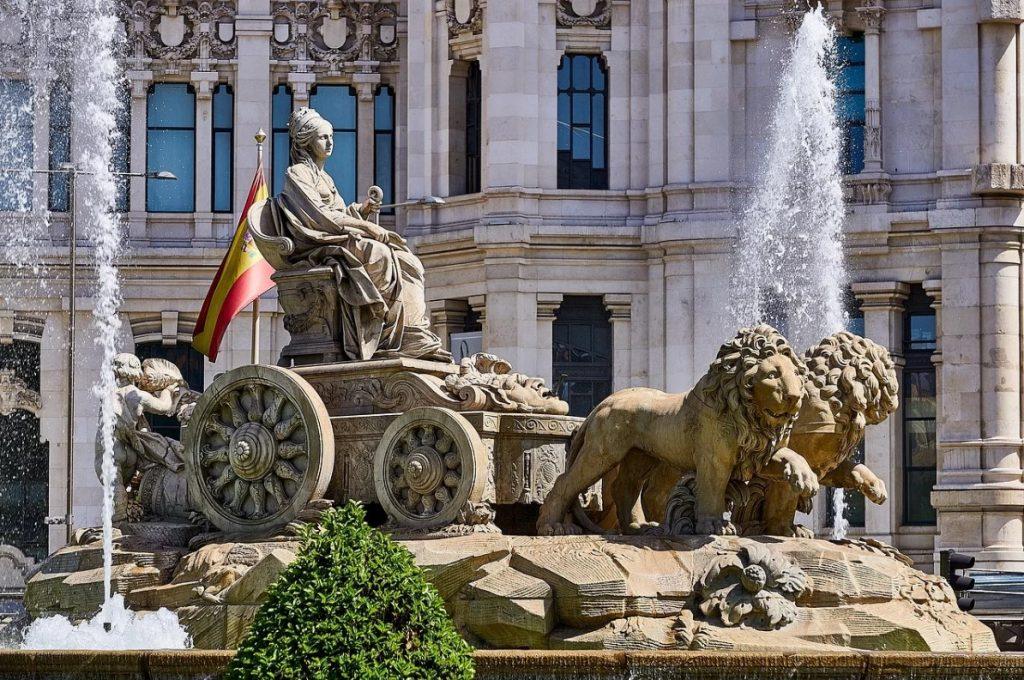 Мадрид (Испания) - Кибела