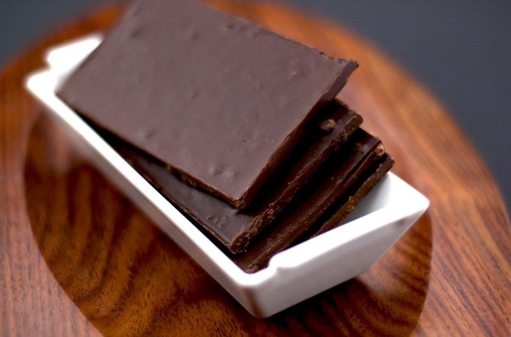 Шоколад на основе кэроба