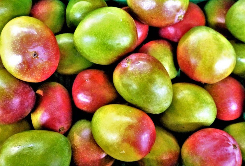 Какие манго спелые
