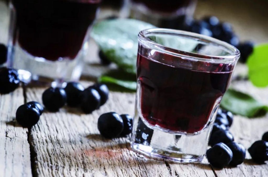 Напиток из рябины при короновирусе