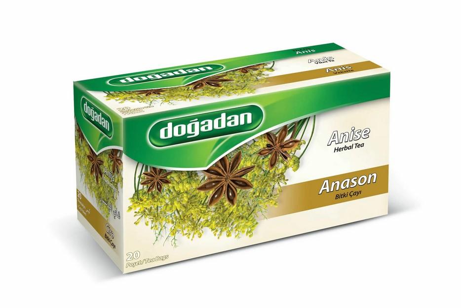 Анисовый чай Dogadan
