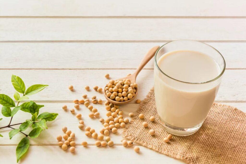 Соя и соевое молоко